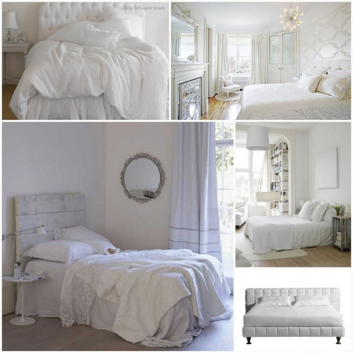 crisp clean and all white bedrooms design file thursday beach