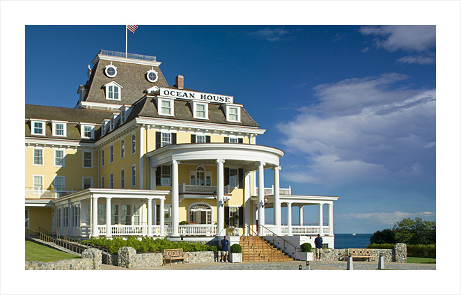 It s get away week and all of us are going beach coast style Beach houses in rhode island